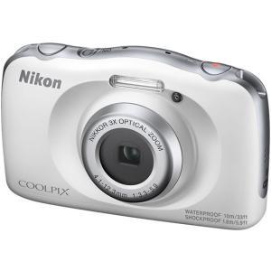 ニコン/防水・耐衝撃デジタルカメラ COOLPIX W150 ホワイト/W150WH|cocodecow