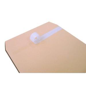 ■角2封筒 クラフト 茶封筒 A4 紙厚85g 100枚 :A4サイズ(210×297)がそのまま入...
