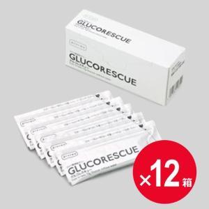 グルコレスキュー (ブドウ糖補給ゼリー) 25g×5包×12...