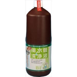 プロが使う業務用 排水管洗浄液 1.8L【天然バイオから生まれた洗浄液】|cocokarafine