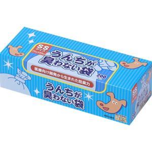 うんちが臭わない袋 BOS ペット用(SSサイズ200枚入)|cocokarafine