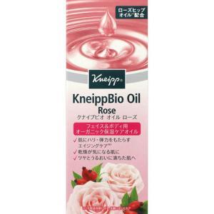クナイプ(KNEIPP) ビオオイル ローズ 100ml|cocokarafine