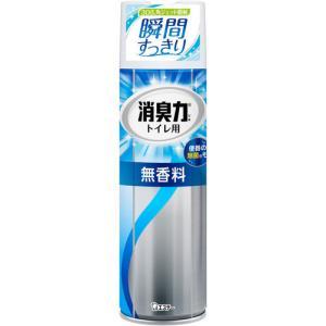 トイレの消臭力スプレー 無香料 330mlの関連商品2