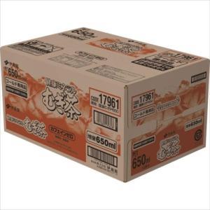 健康ミネラルむぎ茶 650ml×24本(1ケース) cocokarafine
