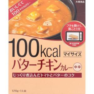大塚食品 マイサイズ バターチキンカレー 120g|cocokarafine
