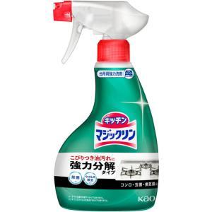住宅用強力洗剤しつこい油汚れに除菌こびりつき油汚れも浮かせて分解コンロ・グリル・換気扇など、台所まわ...