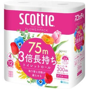 スコッティ フラワーパック 3倍長持ち 4ロー...の関連商品9