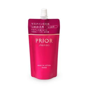 資生堂 プリオール マスクイン化粧水(しっとり) つめかえ用 140mL|cocokarafine