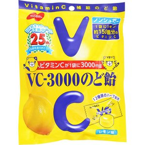 ノーベル VC-3000のど飴 90gの関連商品6