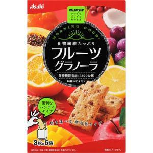 バランスアップ フルーツグラノーラ 3枚×5袋入りの関連商品7