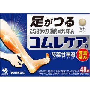 1.つらい足のつり(筋肉けいれん)、こむらがえりを治すお薬です2.漢方処方「芍薬甘草湯」が、筋肉の痛...