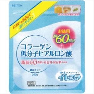 コラーゲンヒアルロン酸徳用 300g
