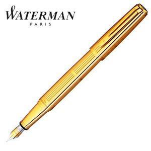 万年筆 名入れ ウォーターマン エクセプション プレシャスメタル 万年筆 ソリッドゴールド S2223183B|cocolab