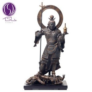 仏像フィギュア 毘沙門天 イスム TanaCOCORO[掌] タナココロ 仏像フィギュア 毘沙門天 TC3503|cocolab