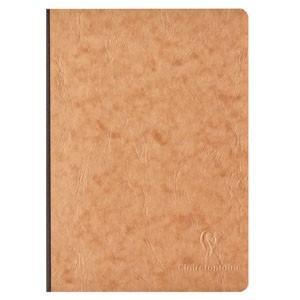 【ポイント10倍】 ライフスタイルに溶け込むナチュラルな風合い。上質な紙質のノートです。  ■クレー...