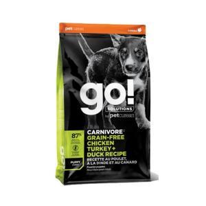 GO! カーニボア パピー (チキンターキー+ダック) 5.44kg|coconatural