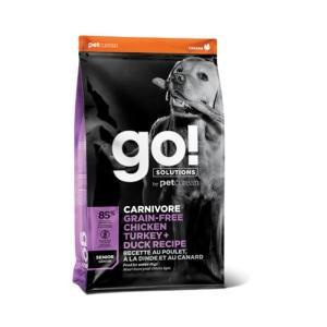 GO! カーニボア シニア(チキンターキー+ダック) 5.44kg|coconatural