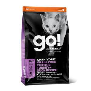GO! カーニボア チキンターキー+ダックキャット 1.36kg|coconatural
