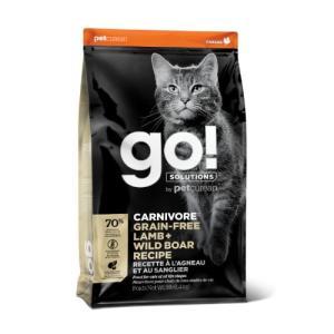 GO! カーニボア ラム+ワイルドボアキャット 1.36kg|coconatural