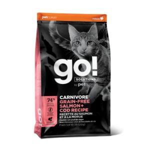 GO! カーニボア サーモン+コッドキャット 1.36kg|coconatural