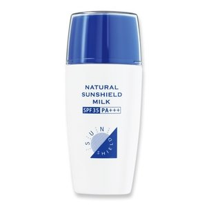 ナチュラルサンシールドミルク SPF35・PA+++ 35ml|coconatural