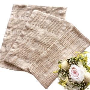 華布(hanafu)のオーガニックコットンの布ナプキン おためしセットA 【Sサイズ(ロング)、Mサイズ、Lサイズ(各1枚)】|coconatural