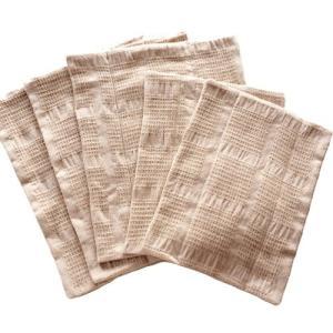 華布(hanafu)のオーガニックコットンの布ナプキン【のりかえセット】【Mサイズ:約18×約24cm(2枚)、Lサイズ:約23×約28cm(3枚)】|coconatural