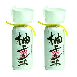 柚子香一味 22g(瓶)×2個組|coconatural