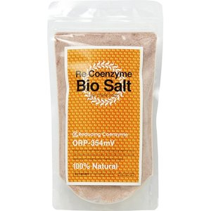 リ・コエンザイム ビオソルト 300g(調理用岩塩・補助酵素岩塩・リコエンザイム)|coconatural