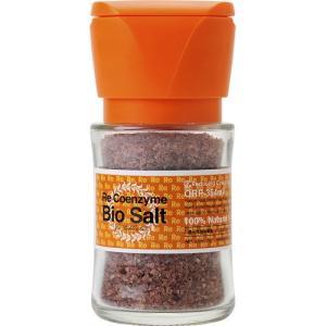 リ・コエンザイム ビオソルト ミル付 70g(調理用岩塩、リコエンザイム)|coconatural