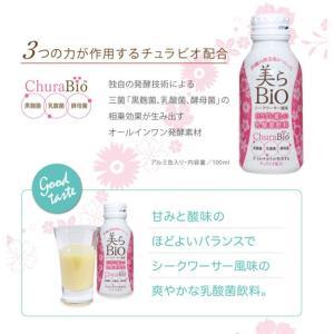 乳酸菌飲料 美らBio(ちゅらびお) 100ml×24本|coconatural|04