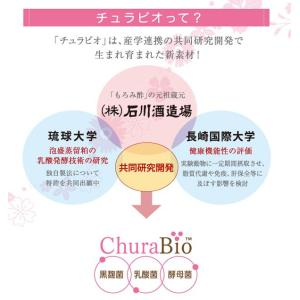 乳酸菌飲料 美らBio(ちゅらびお) 100ml×24本|coconatural|05