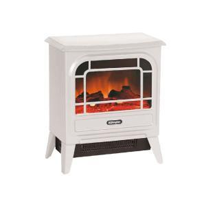 ディンプレックス 2019暖房 電気暖炉 ホワイト MCS12WJ||||便利雑貨のCOCONIAL(ココニアル)
