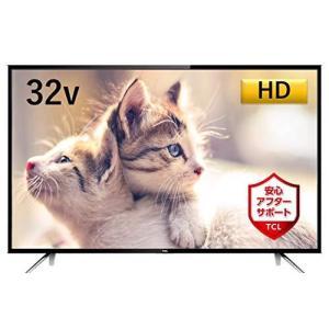 TCL 32V型 液晶 テレビ 32D2900 ハイビジョン USB外付けHDDへの番組録画対応 長時間録画HDDHDMIを4端子までサポー|coconina