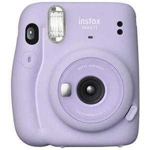 FUJIFILM インスタントカメラ チェキ instax mini 11 ライラックパープル INS MINI 11 PURPLE|coconina