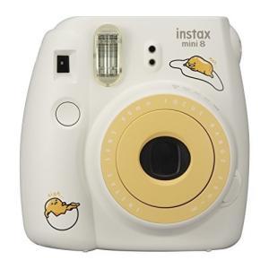 FUJIFILM インスタントカメラ チェキ instax mini8 「ぐでたま」 INS MINI 8 GUDETAMA|coconina