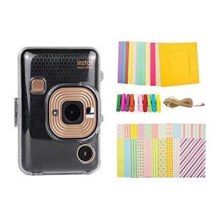 kinokoo Fujifilm Instax Mini LiPlay チェキ 専用 カメラケース FUJIFILM インスタントカメラ ク|coconina