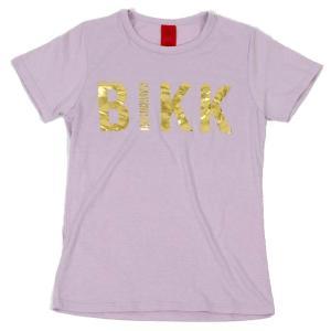 tシャツ 半袖 (ショート) スリム ライト パープル 金色 文字 デザイン メンズファッション トップス Tシャツ・カットソー coconoco