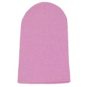 ニット帽  メンズ レディース ビーニー ピンク色 コットン 綿素材 550円ぽっきり 送料無料 coconoco