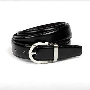 C バックル スリム ベルト ブラック 黒  BLT01|coconoco
