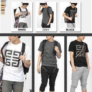ラウンドネック 半袖 Tシャツ スペース宇宙モチーフ 奈染プリント ホワイト グレー ブラック 3色 tst04|coconoco