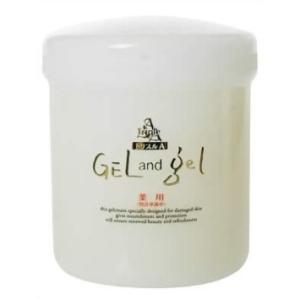 ゲルアンドゲル トリプルA薬用クリーム (クリーム・ゲルタイプ)500g|coconoki