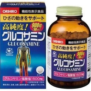 オリヒロ  高純度グルコサミン粒 900粒|coconoki