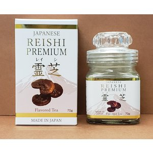 ジャパニーズ霊芝プレミアム 70g  JAPANESE REISHI PREMIUM※お取り寄せ商品の為発送まで数日いただきます。|coconoki
