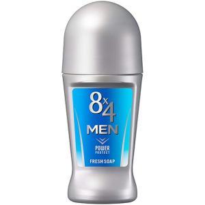 花王 8×4 MEN ロールオン フレッシュソープ 60ml|coconoki