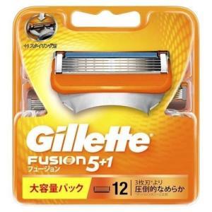 ジレットフュージョン 替刃12入り (gl12) coconoki