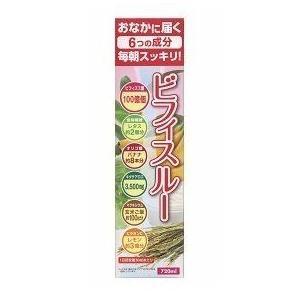 ビフィスルー 720ml  ビフィズス菌を中心におなかに届く6つの成分! お取り寄せ商品の為 発送まで一週間程お時間をいただきます。 coconoki