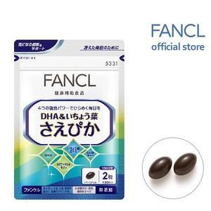FANCL ファンケル DHA&いちょう葉 さえぴか 約30日分<6個までメール便可>|coconoki