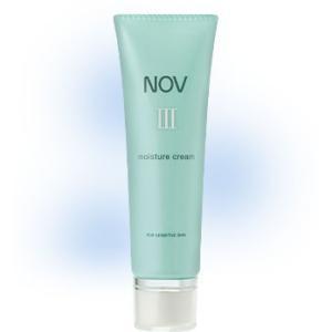 常盤薬品 NOV ノブ III 3 モイスチュアクリーム (保湿クリーム)|coconoki