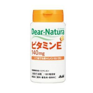 【アサヒフード】ディアナチュラ ビタミンE 60粒 ※お取り寄せ商品の為発送まで数日お時間をいただきます|coconoki